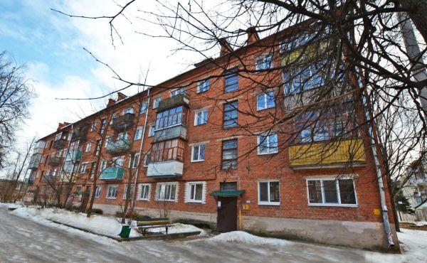 Двухкомнатная квартира в центре города Волоколамска